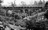 Liverpool, Sefton Park Bridge 1887