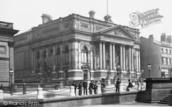Liverpool, Sessions House 1887