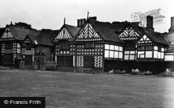 Liverpool, Speke Hall 1953