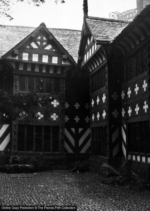 Photo of Liverpool, Speke Hall 1953