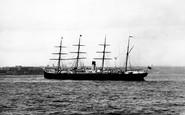 Liverpool, Ss Adriatic 1890