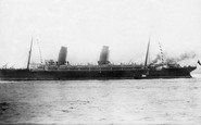 Liverpool, Ss Campania 1892