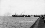 Liverpool, Ss Oregon, Dominion Line 1890