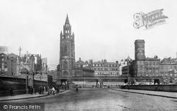Liverpool, St Nicholas Place 1895