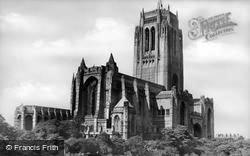 The Cathedral c.1939, Liverpool