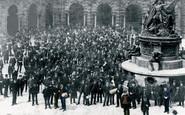 Liverpool, The Exchange 1887