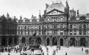 Liverpool, The Exchange 1895