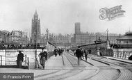 Liverpool, The Floating Road 1895