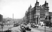 Liverpool, The London and North Western Railway Hotel 1890