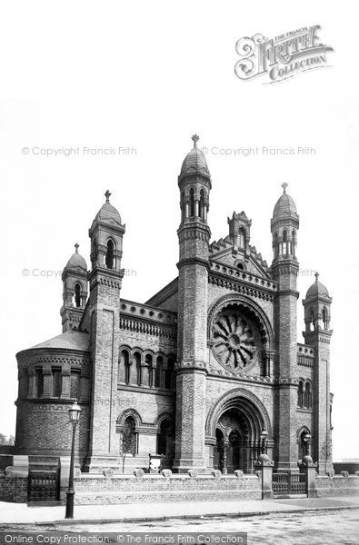 Photo of Liverpool, The Synagogue c.1874