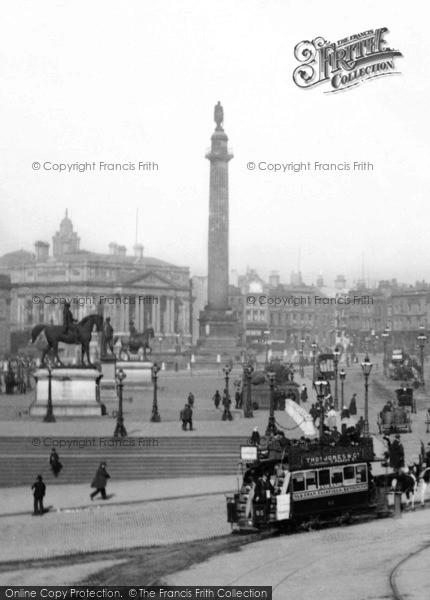 Photo of Liverpool, Tram 1890