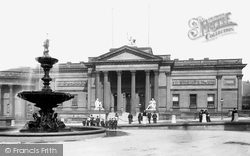 Liverpool, Walker Art Gallery 1895
