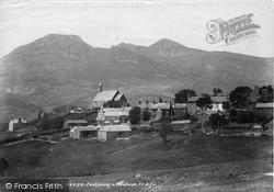 And  Moelwyn 1901, Llan Ffestiniog