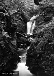 Falls Of Cynfal c.1890, Llan Ffestiniog