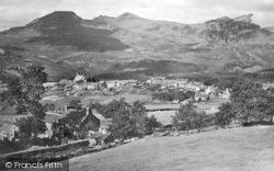 From The Golf Links 1930, Llan Ffestiniog