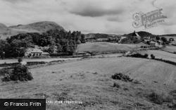 General View c.1955, Llan Ffestiniog