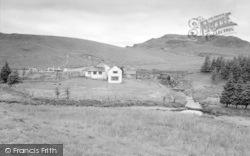 Pont-Y-Afon c.1955, Llan Ffestiniog