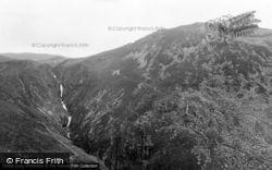 Rhaeadr Y Cwm Waterfalls 1930, Llan Ffestiniog