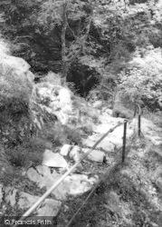 The Falls c.1955, Llan Ffestiniog
