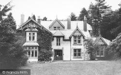 The Merseyside Youth Hostels Association c.1955, Llan Ffestiniog