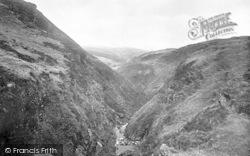 The Vale Of Ffestiniog 1930, Llan Ffestiniog