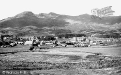 Town View 1930, Llan Ffestiniog