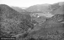 Vale Of Ffestiniog c.1890, Llan Ffestiniog