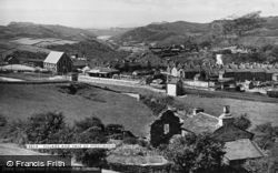 Village And Vale Of Ffestiniog c.1890, Llan Ffestiniog