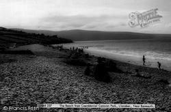 Beach c.1960, Llanaber