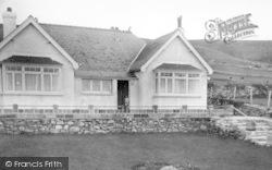 Caerddaniel Farm Bungalow c.1955, Llanaber