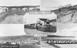 Llanaber, Composite c.1955