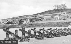 From The Beach c.1955, Llanaber