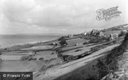General View c.1950, Llanaber