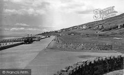 Marine Drive c.1955, Llanaber
