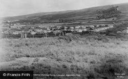 Llanaber, R.O.Williams Caerddaniel Holiday Camp c.1950
