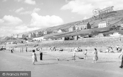The Beach c.1960, Llanaber