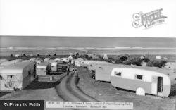 Llanaber, Tyddyn-Y-Nant Camping Park c.1960
