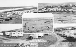 Tyddyn-Y-Nant Camping Site c.1960, Llanaber