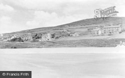 Llanaber, View From The Beach c.1960