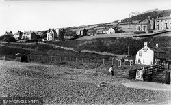 View From The Promenade c.1955, Llanaber