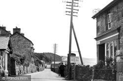 Village c.1955, Llanaber