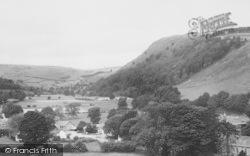 Llanarmon Dyffryn Ceiriog, c.1950