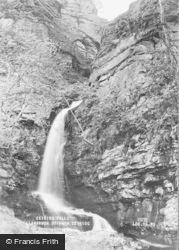Llanarmon Dyffryn Ceiriog, Ceiriog Falls c.1939