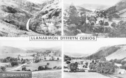 Llanarmon Dyffryn Ceiriog, Composite c.1960