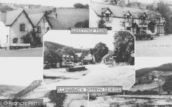 Llanarmon Dyffryn Ceiriog, Composite c.1965