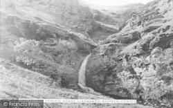 Llanarmon Dyffryn Ceiriog, The Ceiriog Gorge c.1939