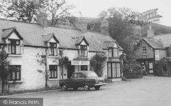 Llanarmon Dyffryn Ceiriog, The Hand Hotel And Post Office c.1960