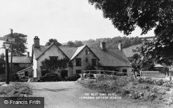 Llanarmon Dyffryn Ceiriog, The West Arms Hotel c.1939