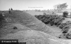 Llanarmon-Yn-Lal, Tomen Y Rhodwydd 1952