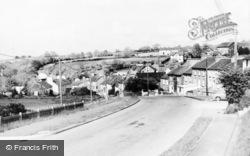 Llanarth, Main Road c.1960